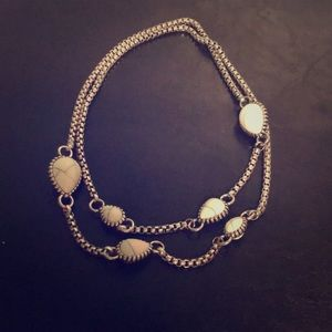 New Plunder necklace